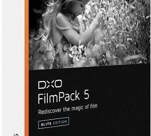 DxO FilmPack Elite Crack a