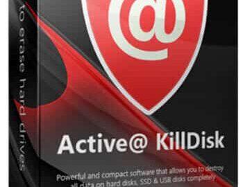 Active KillDisk Ultimate Crack